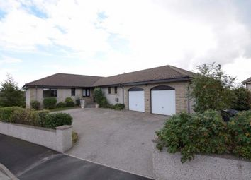 Thumbnail 4 bed bungalow for sale in Doocot Park, Banff, Aberdeenshire United Kingdom