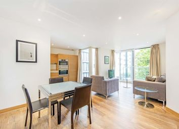 Thumbnail 2 bed flat to rent in Horace Building, Chelsea Bridge Wharf, London