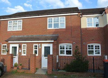 Thumbnail 2 bedroom terraced house for sale in Marlborough Road, Hadley, Telford, Shropshire.