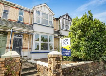 Thumbnail 4 bed terraced house for sale in Abbotsham Road, Bideford