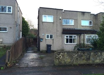 Thumbnail 3 bed semi-detached house to rent in Fenby Avenue, Bradford