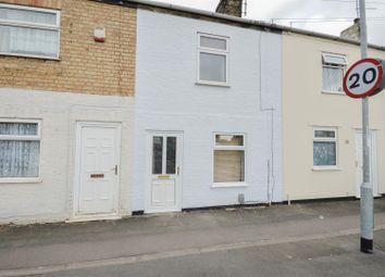Thumbnail 2 bed terraced house for sale in Eyebury Road, Eye, Peterborough
