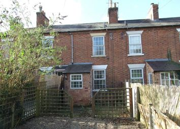 Thumbnail 2 bedroom terraced house for sale in Station Terrace, Radcliffe-On-Trent, Nottingham