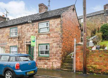 Thumbnail 2 bed end terrace house for sale in Swinney Lane, Belper