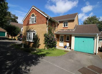 4 bed detached house for sale in Cwrt Y Coed, Brackla, Bridgend County. CF31