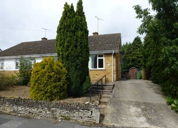 Thumbnail 2 bed semi-detached bungalow to rent in Kenelm Rise, Winchcombe, Cheltenham