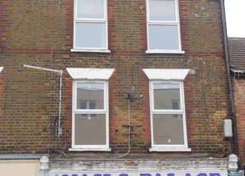 Thumbnail 1 bed flat to rent in High Street, Gillingham