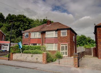 Thumbnail 3 bed semi-detached house for sale in Bradley Close, Timperley, Altrincham