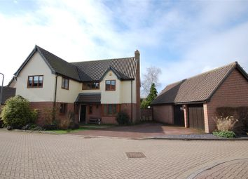 Thumbnail 5 bed detached house for sale in Haddon Mead, South Woodham Ferrers, Essex