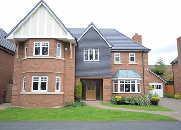 Thumbnail 5 bed detached house for sale in Elmhurst Way, Stone