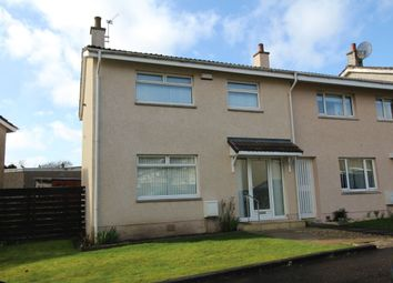 Thumbnail 3 bed terraced house for sale in Dawson Avenue, East Kilbride, Glasgow
