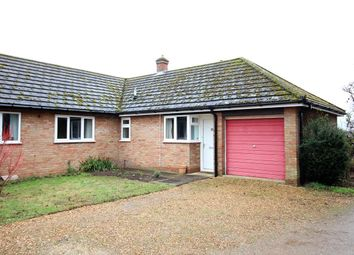Thumbnail 2 bed bungalow for sale in Addingtons Road, Great Barford, Bedford