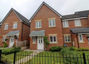 Thumbnail 3 bed town house for sale in Beddows Road, Walsall