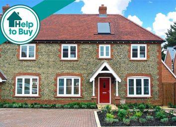 Thumbnail 3 bedroom semi-detached house for sale in Oakwood Gate II, Hemel Hempstead, Hertfordshire