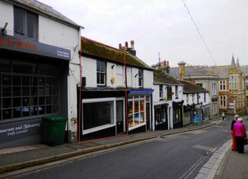 Thumbnail Retail premises to let in 6, Tregenna Hill, St Ives