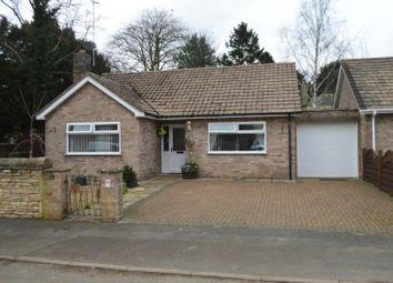 Thumbnail 2 bed detached bungalow for sale in Rectory Lane, Peakirk