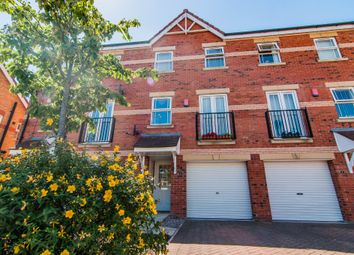 Thumbnail 3 bedroom town house for sale in Rosemary Close, Doncaster
