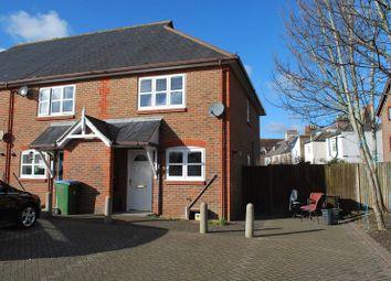 Thumbnail 2 bed end terrace house for sale in Smallcroft Close, Littlehampton