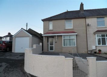 Thumbnail 3 bed end terrace house for sale in Glannant Road, Carmarthen