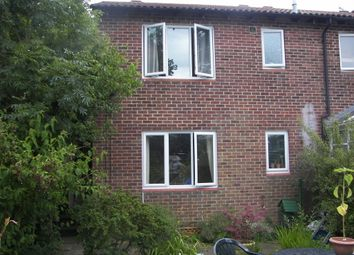Thumbnail 1 bedroom semi-detached house to rent in Springwood Drive, Ashford