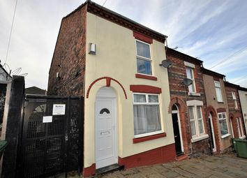 Thumbnail 2 bed terraced house to rent in Argyle Street South, Birkenhead
