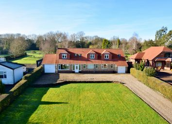 Thumbnail 5 bedroom detached bungalow for sale in Stanton On The Wolds, Nottingham