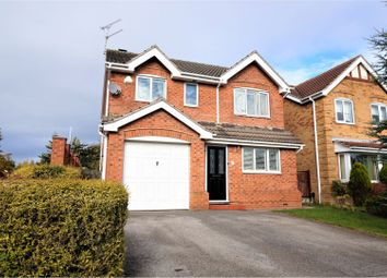Thumbnail 4 bed detached house for sale in Burrow Walk, Kirkby In Ashfield