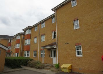 Thumbnail 2 bed flat for sale in Suffolk Close, Burnham, Slough