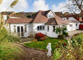 Thumbnail 4 bed detached bungalow for sale in The Ridgway, Woodingdean, Brighton, East Sussex