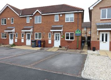 Thumbnail 3 bed terraced house to rent in Low Croft, Wombwell, Barnsley