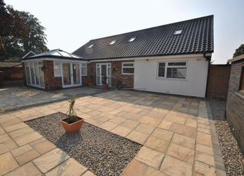 Thumbnail 4 bedroom detached house for sale in Carter Road, Drayton, Norwich