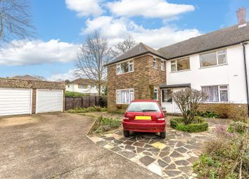 Thumbnail 2 bed maisonette for sale in Courtlands Crescent, Banstead