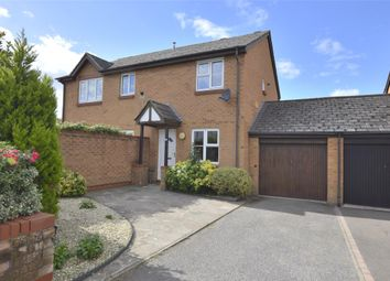 Thumbnail 2 bed end terrace house for sale in Churchfields, Bishops Cleeve