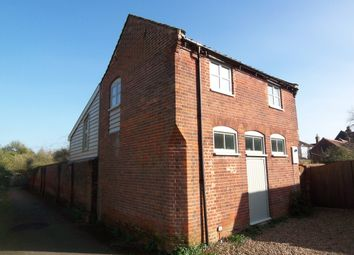 Thumbnail 2 bed detached house to rent in Chapel Street, Hingham, Norwich