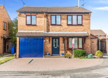 Thumbnail 4 bed detached house for sale in Rockbourne Close, Alvaston, Derby