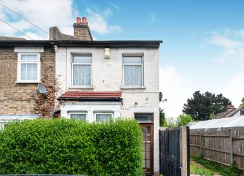 Thumbnail 2 bed end terrace house for sale in Bridport Road, Thornton Heath / Norbury