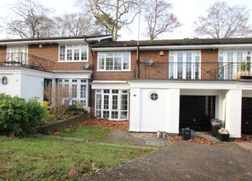 Thumbnail 4 bed terraced house to rent in Merewood Close, Bickley, Bromley