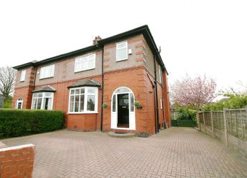 Thumbnail 3 bedroom semi-detached house for sale in Park Road, Walkden, Manchester