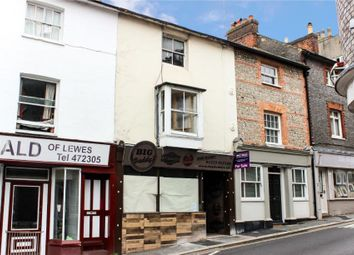 Thumbnail 3 bed terraced house for sale in Fisher Street, Lewes