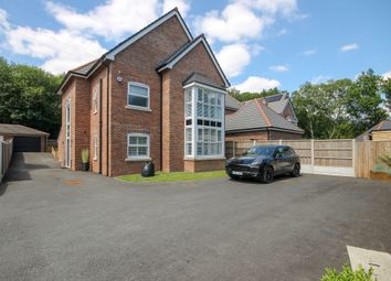 Thumbnail 5 bed detached house for sale in Grange Road, Bromley Cross, Bolton