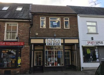 Thumbnail Retail premises for sale in 23, Church Street, Lutterworth, Leics