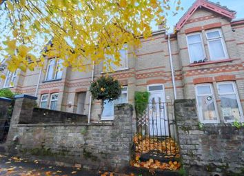 Thumbnail 4 bed terraced house for sale in Garland Road, Heckford Park, Poole, Dorset