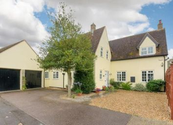 Thumbnail 3 bed detached house for sale in High Street, Roxton, Bedford, Bedfordshire