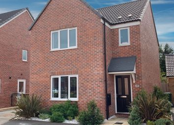 Thumbnail 3 bed detached house for sale in White Park Place, Retford
