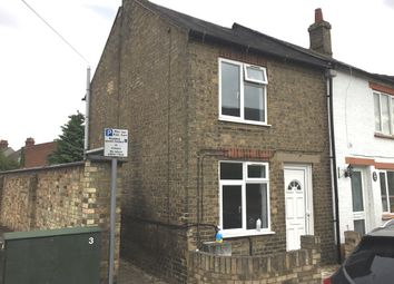 Thumbnail 2 bed end terrace house for sale in Hitchin Street, Biggleswade