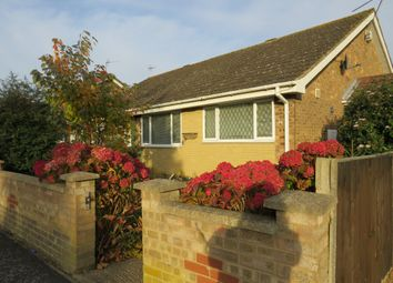 Thumbnail 2 bed semi-detached bungalow for sale in Viking Way, Corby