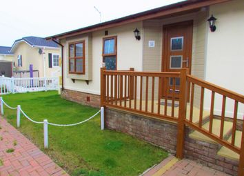Thumbnail 2 bed detached bungalow for sale in The Oaks, Hayes Country Park, Wickford, Essex