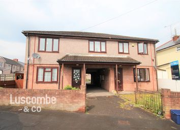 Thumbnail 2 bed flat to rent in Conway Road, Newport