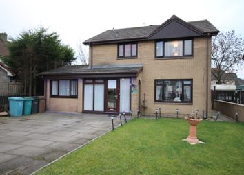 Thumbnail 4 bed detached house for sale in Abercrombie Crescent, Baillieston
