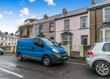 Thumbnail 3 bed terraced house to rent in Hughville Street, Camborne